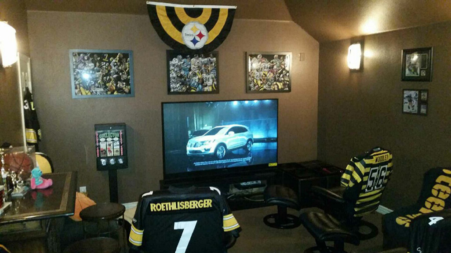 Steelers fan for over 40 years - Steelers Trilogy