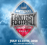 Thomas Jordan Gallery -- 2018 National Fantasy Football Convention