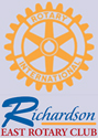 Thomas Jordan Gallery -- Donates to Richardson East Rotary Club's Rotary Cares Games & Gala