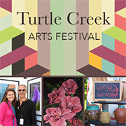 Thomas Jordan Gallery -- Turtle Creek Fine Arts Festival, October 5th - 6th, 2019