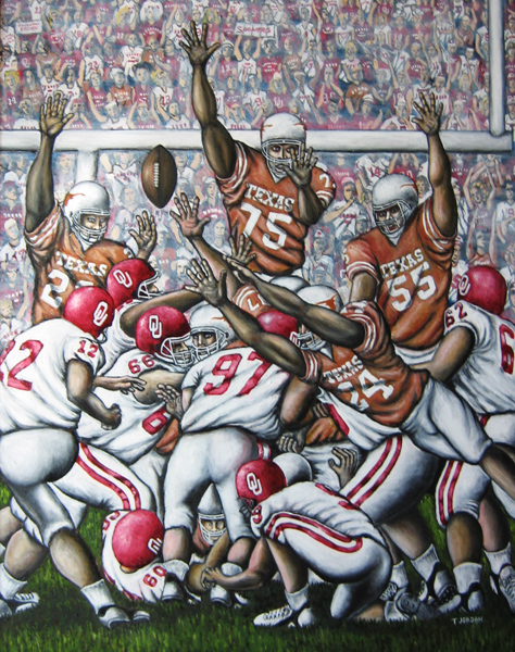 It's Good! -- Sports Painting